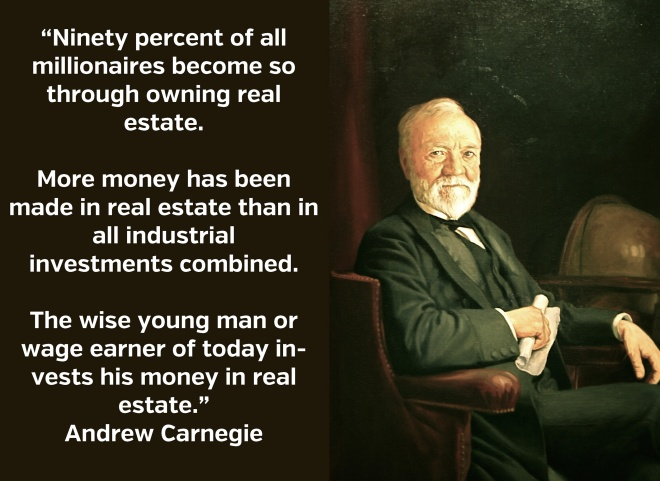 andrew-carnegie-mill-the-best-famous-inspirational-real-estate-quotes-easy-agent-pro