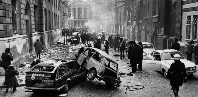 IRA-bomb