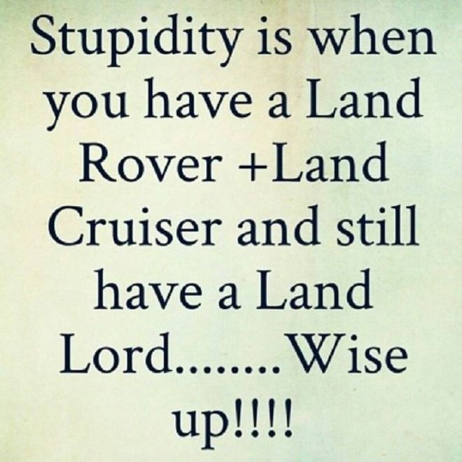 landlord quote